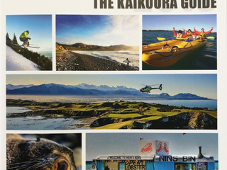 Kaikoura Guide Book 2018