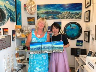 Artwork Sales