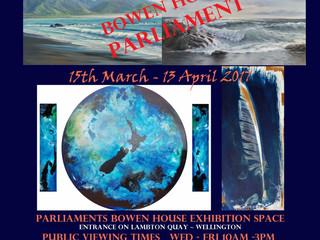 Parliament Art Show Add