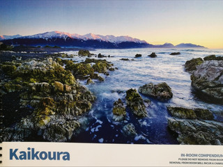 Kaikoura In-Room Compendium
