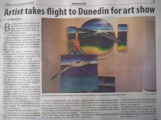 Dunedin Art Show 1-4 Nov 2018