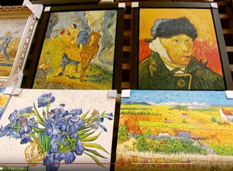 Fake Chinese Art Is Flooding The US Art Market