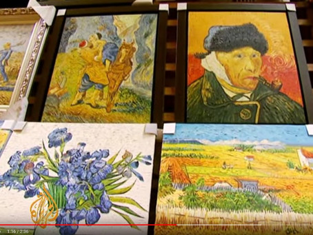 Fake Chinese Art Is Flooding The US Art Market