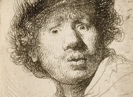 Young Rembrandt review – how a master learned from his mistakes 4 / 5 stars4 out of 5 stars.     Ash
