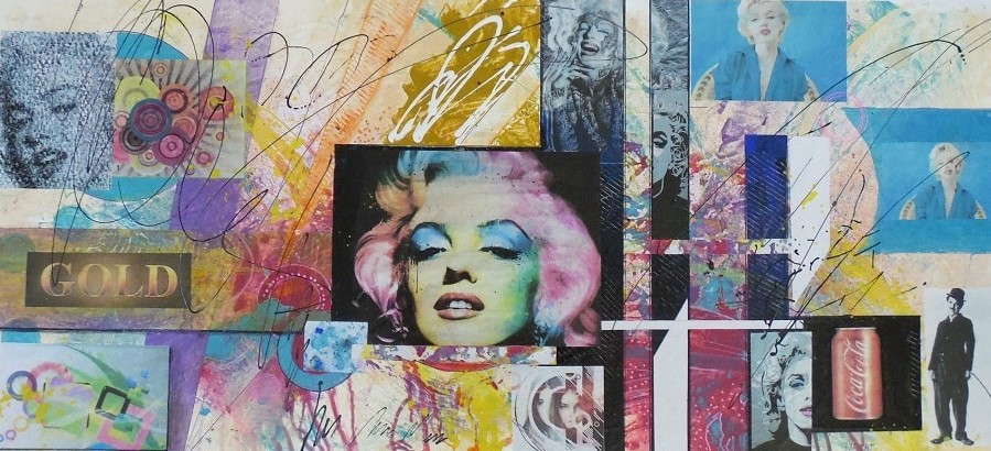 Buy Online Modern Art Paintings On Canvas   Brilliantfineart.com