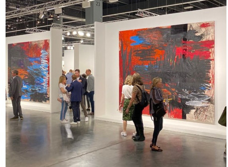 1.5 Million $900,00 $875,000 $750,000 $450,000 Sold Paintings at Major Art Shows