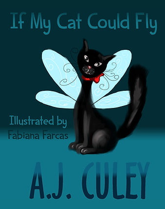 If My Cat Could Fly KINDLE cover.jpg