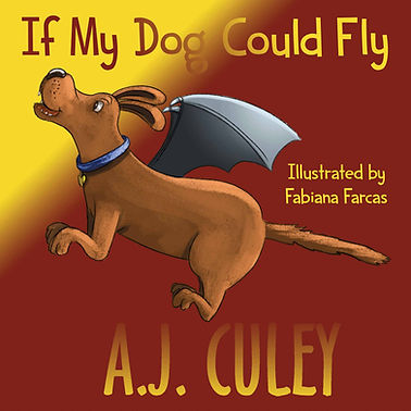 If My Dog Could Fly - Kindle.jpg