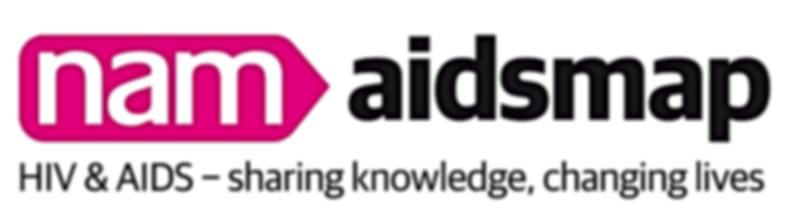 AIDS MAP LOGO