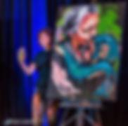 Amy Burkman - Live Art Entertainer_photo