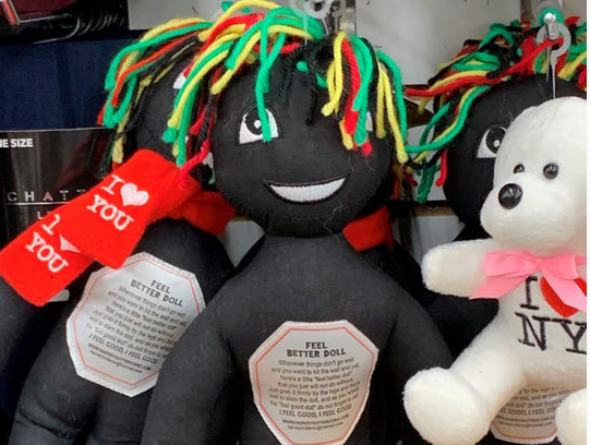 Store yanks black rag dolls meant to be slammed against walls: 'Offensive and disturbing'
