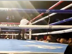 Official's questionable stop of the fight leads to lost for Martez McGregor
