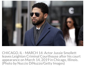 Status hearing set for ci​​vil lawsuit against Jussie Smollett