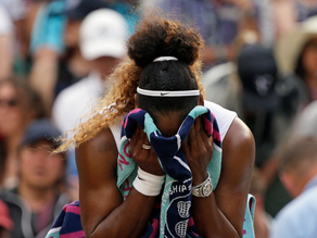 Really, Come on, Really? Serena Williams has been fined $10,000