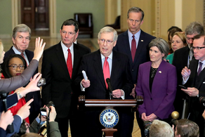 Nuclear Option Invoked by McConnell