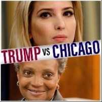 Ivanka Trump's Error-Filled Tweet On Chicago Violence Called Out By City Officials