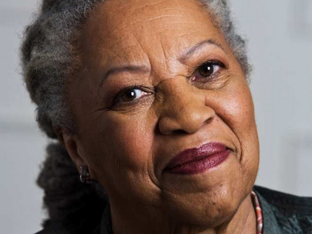 AUTHOR & NOBLE PRIZE WINNER TONI MORRISON HAS DIED: She captured the complexion of life and race.