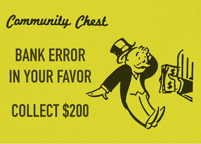 $120,000 Bank Error Has A Couple facing possible time in jail.