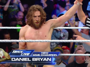 Daniel Bryan Win WWE Championship