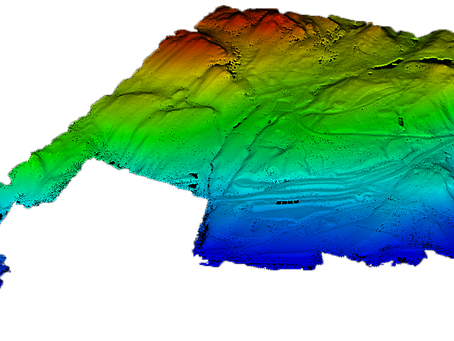 260 Hectare Drone LiDAR Mapping Performance
