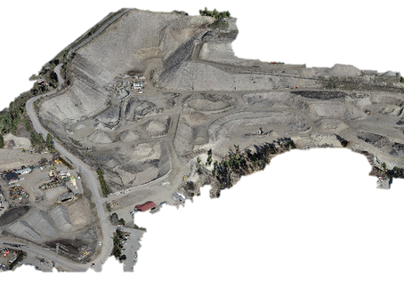 Rekon Drone Photogrammetry Performance