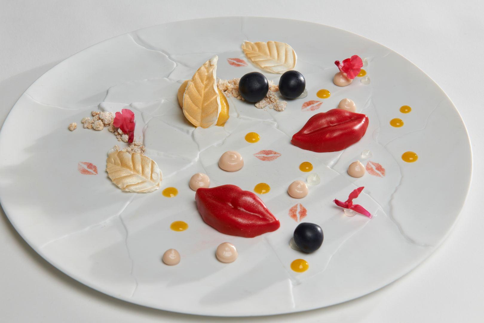 Dessert De Librije - Kus van Therese .jp