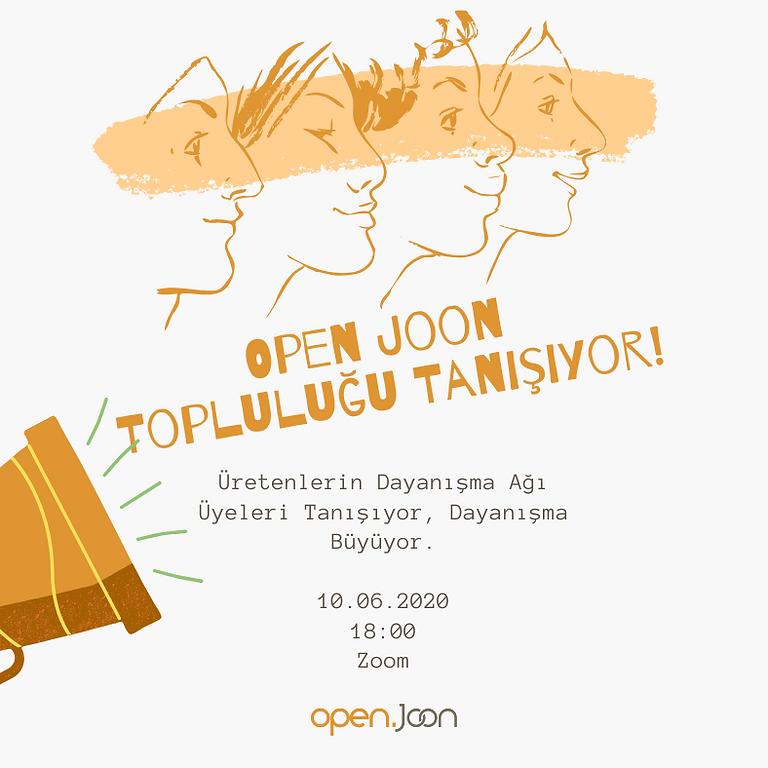 Open Joon Topluluğu Tanışıyor!