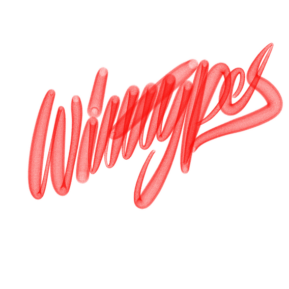 Willtypes Graffiti hand lettering typography