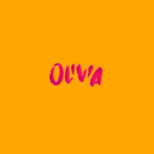 Olivia gooey typography