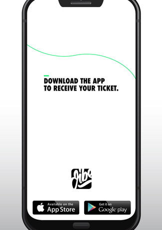 Download Jibe to receive your ticket