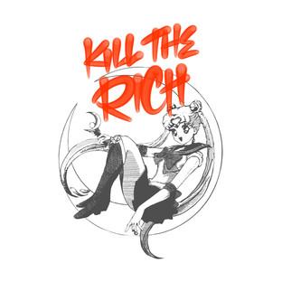 Sailor Moon Kill The Rich