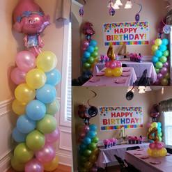 Troll (Poppy) Birthday Party