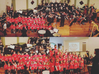 KIT Sings with Nashville Praise Symphony