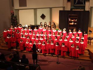 Christmas Program at MCC