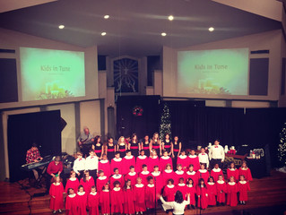 Christmas 2016 at Madison Campus