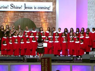 Kids in Tune Sing at General Conference!
