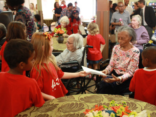 KIT Outreach to Nursing Home