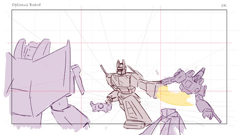 Optimus Prime Board