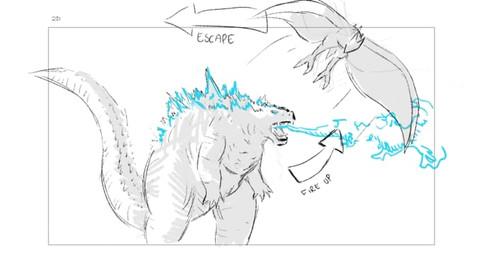 Godzilla vs Rodan