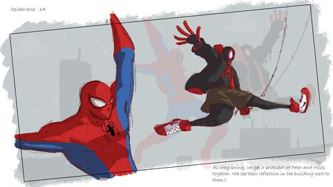 Spiderverse Key