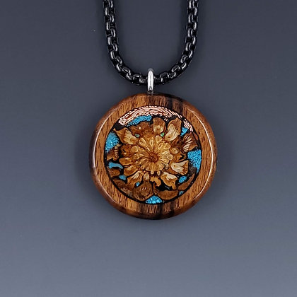 two sides pendant 72014