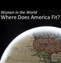 Where is America on Women's Empowerment?