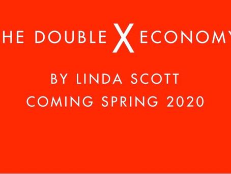 Double X Economy, the book, is on its way!