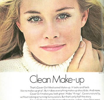 Cover Girl Makeup:  A Classic Story of Women in Advertising