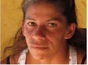 Maze Saraiva lives in Northeast Brazil