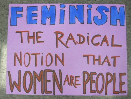 How Activist Women Have Never Shied from a Little Promotion