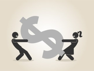 """A negative attitude toward women asking for money trumps those who """"lean in"""" to the tug of war over salary."""