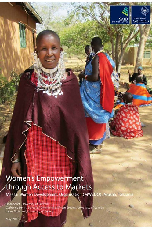 Maasai Women Development Organisation (MWEDO), Arusha, Tanzania