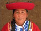 Cirila Quillahuaman, from Pongobama Peru