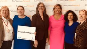 Reprising SAP:  Part 1, US Women Studying Tech